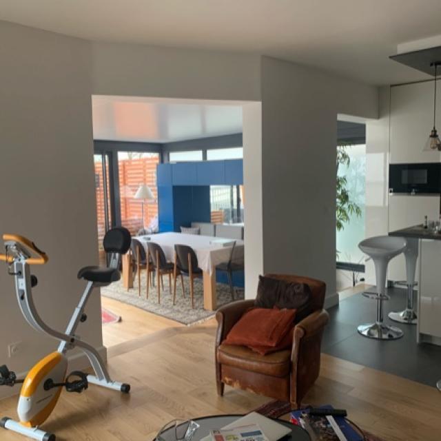 Rénovation complète d'un appartement sur Boulogne Billancourt